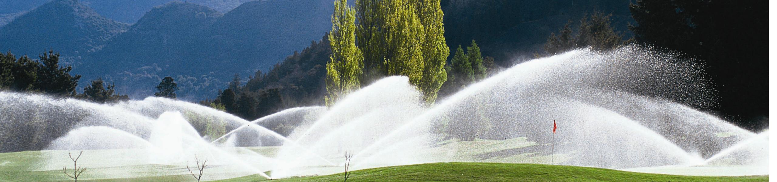 Smarter Irrigation.